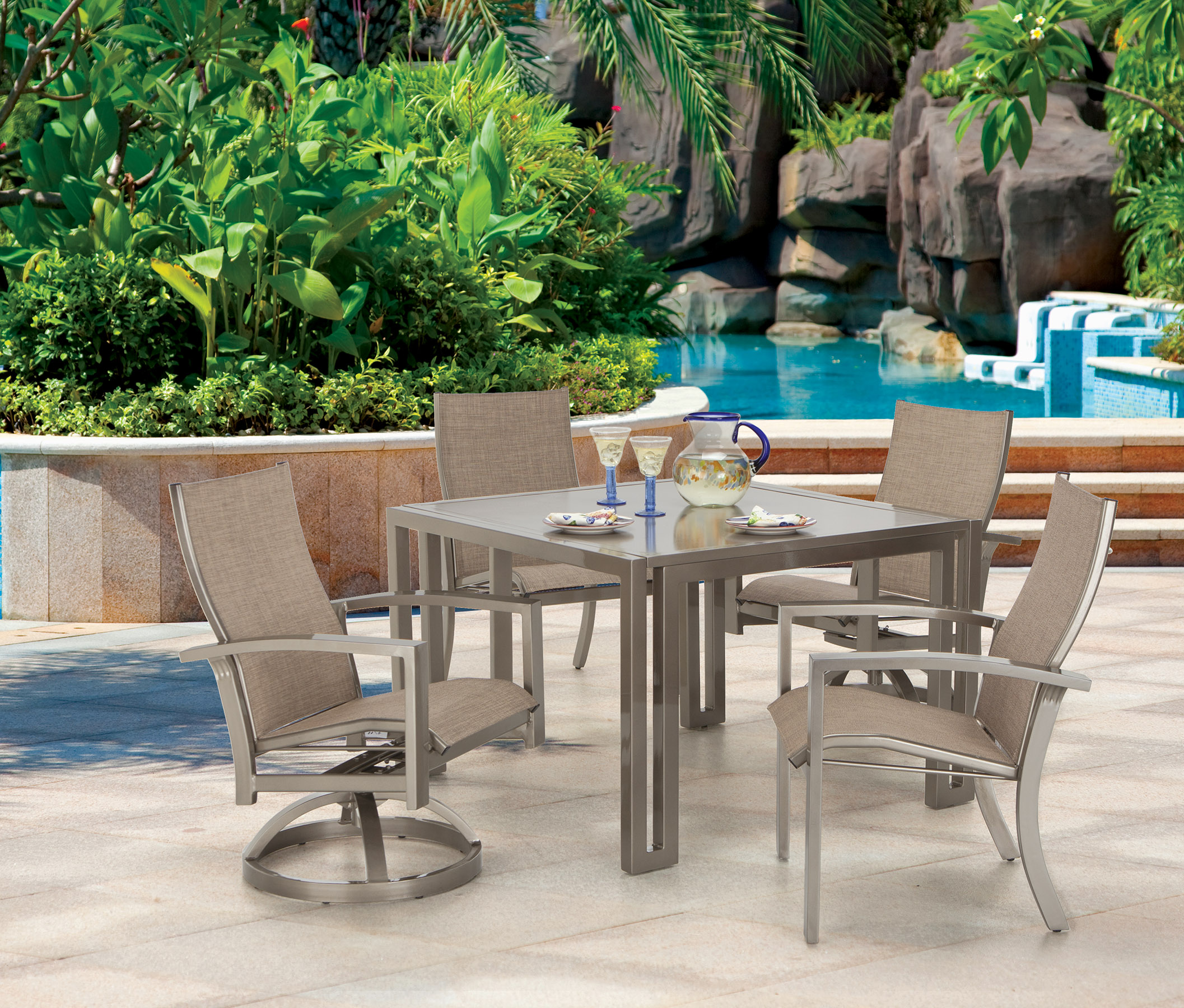 Luxury Castelle Patio Furniture